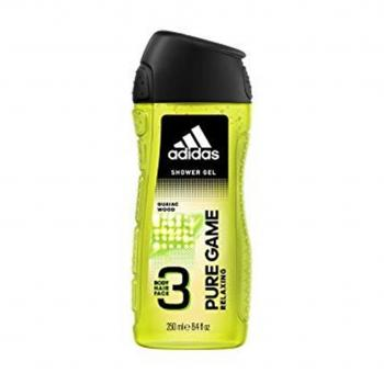 Adidas Pure Game 3 in 1 Bay Duş Jeli 250 Ml