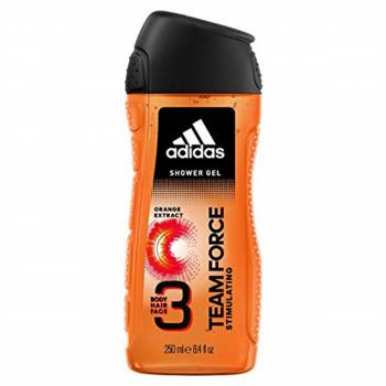 Adidas 3 in 1 Team Force Duş Jeli 250 ML