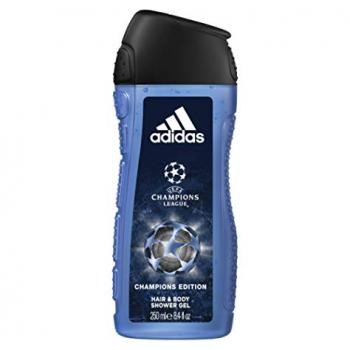 Adidas Duş Jeli Champions League 3 in 1  250 ml