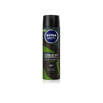 Nivea Men Deep Dimension Amazonia Deodorant 150 ml