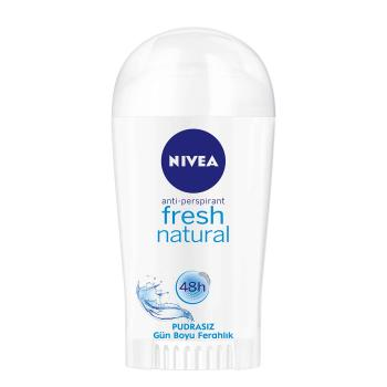Nivea Fresh Natural Stick Kadın 40ml