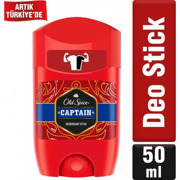 Old Spice Captain Deodorant Stick 50 Ml