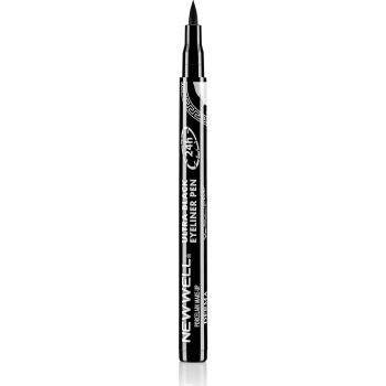 New Well Ultra Black Eyeliner Pen
