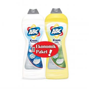 ABC SIVI KREM LİMON 750 ML + AMONYAK 750 ML