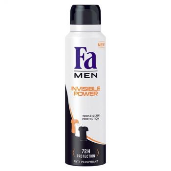 Fa Men Invisible Power  Deodorant 150 ml