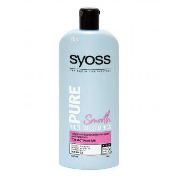 Syoss Şampuan Pure Smooth Micellar 550 ml