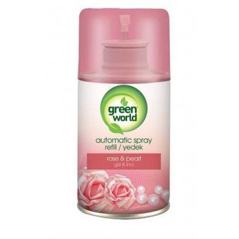 GREEN WORLD ODA SPREY 250ML GÜL&İNCİ