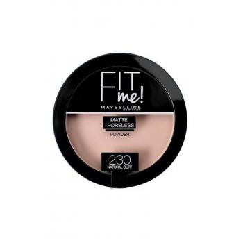 Maybelline Pudra - Fit Me Matte Poreless Powder 230 Natural Buff